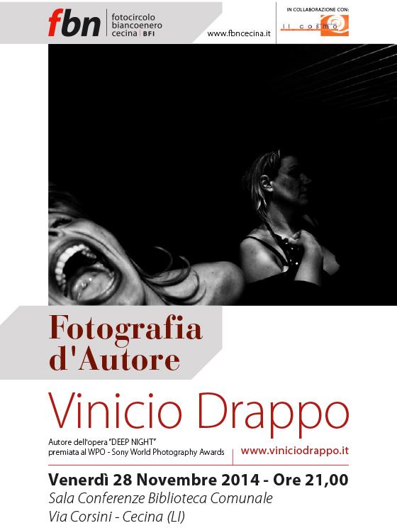 Vinicio Drappo, Fotocircolo FBN Cecina