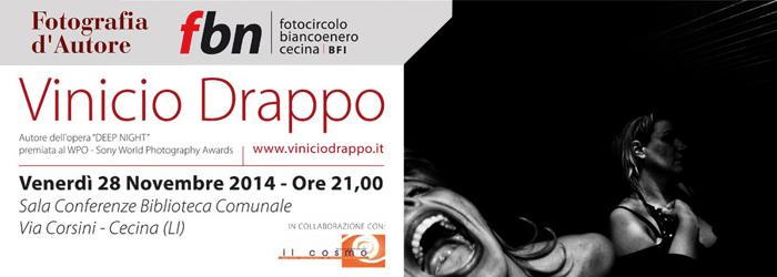 Vinicio Drappo, Fotocircolo FBN Cecina, Serata d'Auotre