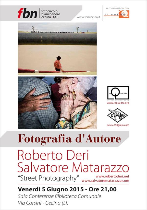 Roberto Deri e Salvatore Matarazzo